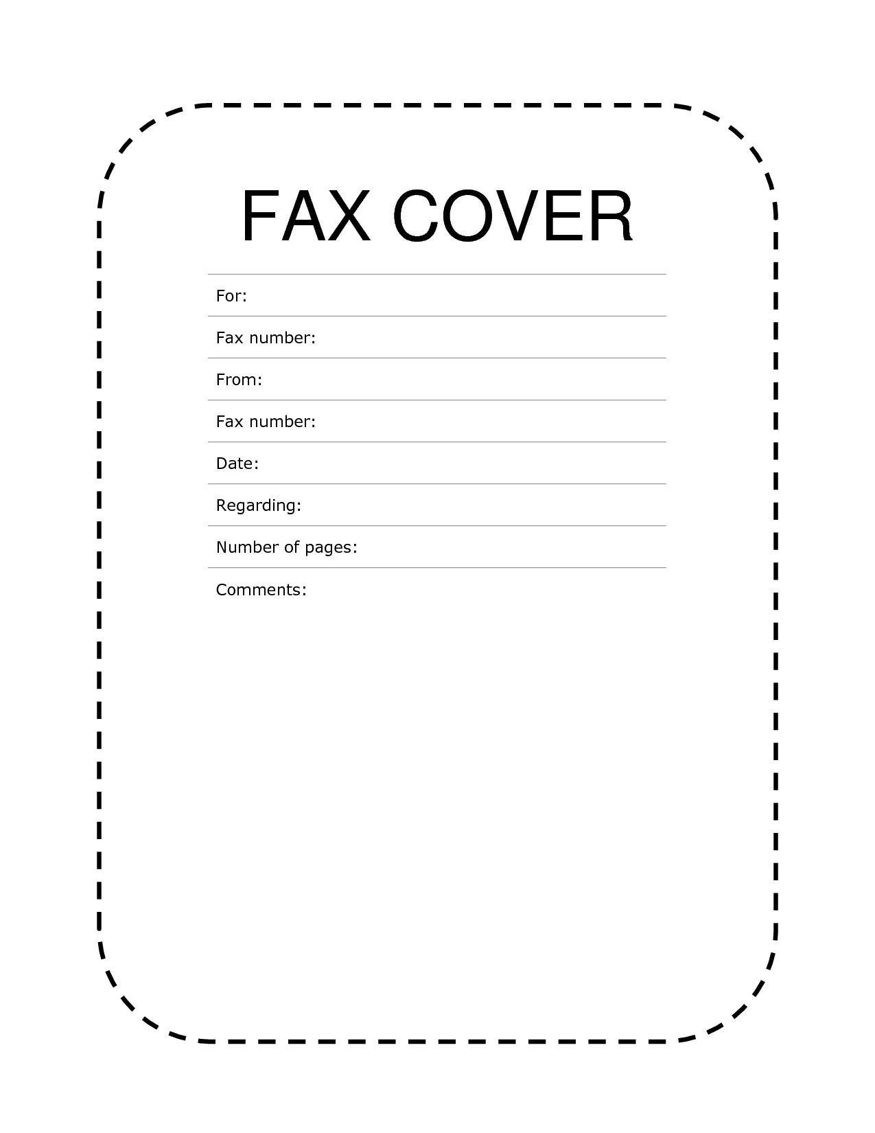 Free Fax Cover Sheets Template Unique Free Fax Cover Sheet Template - Free Printable Fax Cover Sheet Pdf