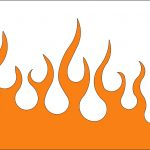 Free Flame Template, Download Free Clip Art, Free Clip Art On   Free Printable Flame Template