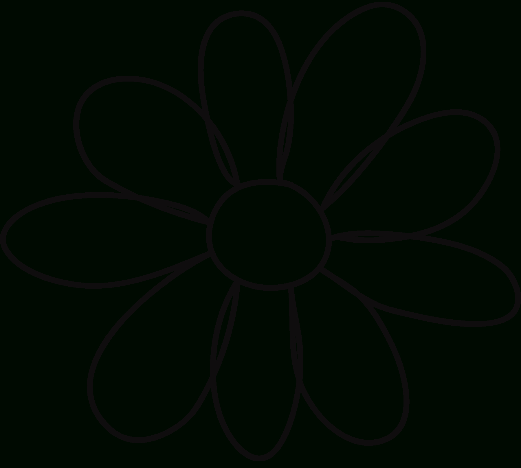 Free Flower Templates Printable, Download Free Clip Art, Free Clip - Free Printable Flower Stencils