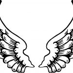 Free Free Pictures Of Angels With Wings, Download Free Clip Art   Angel Wings Template Printable Free