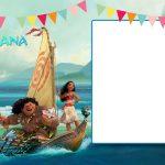 Free Free Printable Moana 1St Invitation Template   Bagvania   Free Printable Moana Birthday Cards