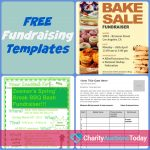 Free Fundraiser Flyer | Charity Auctions Today   Free Printable Poster Maker