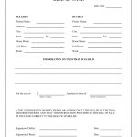Free General Bill Of Sale Form   Download Pdf | Word | Cards In 2019   Free Printable Texas Bill Of Sale Form