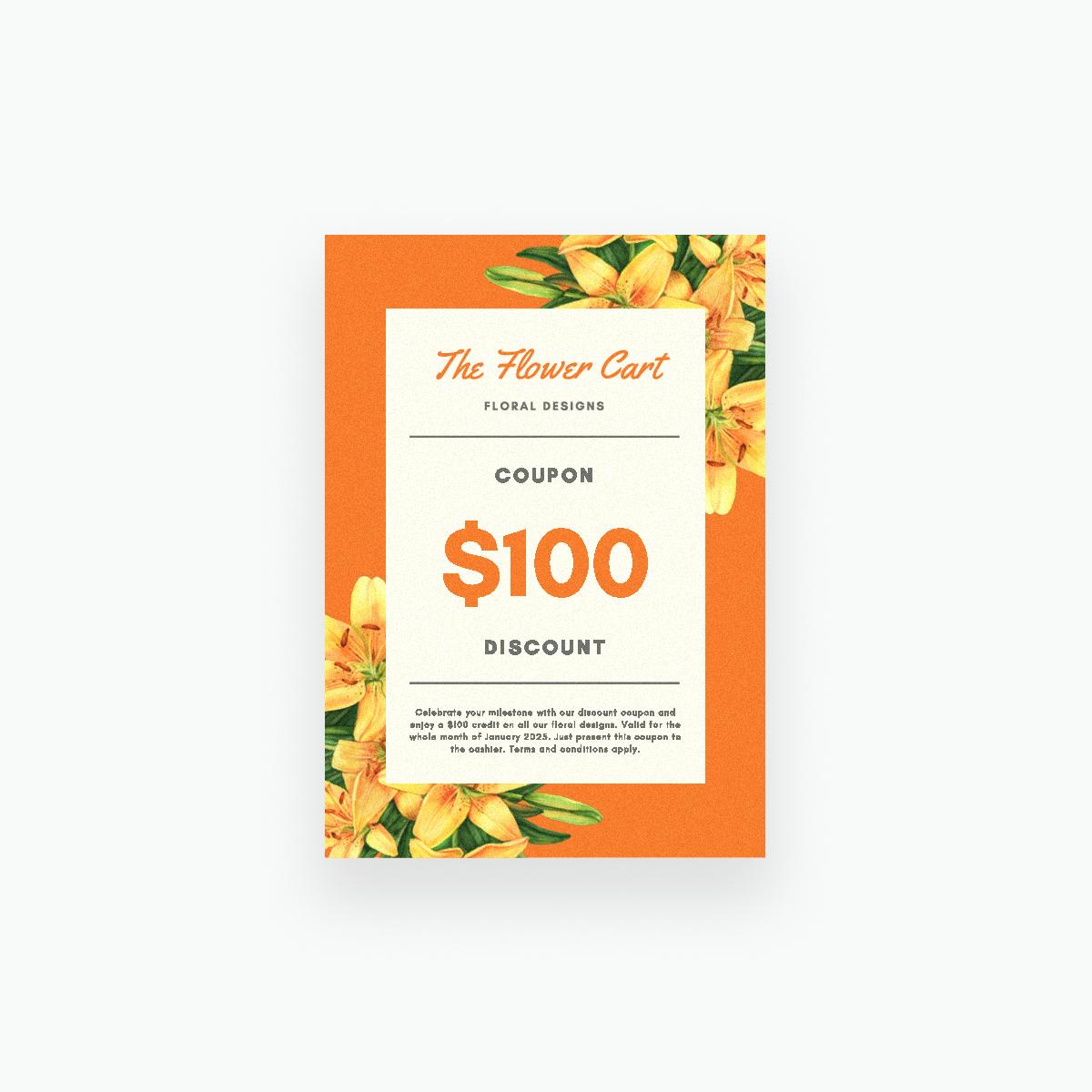 Free Gift Certificate Maker - Canva - Free Printable Gift Vouchers Uk