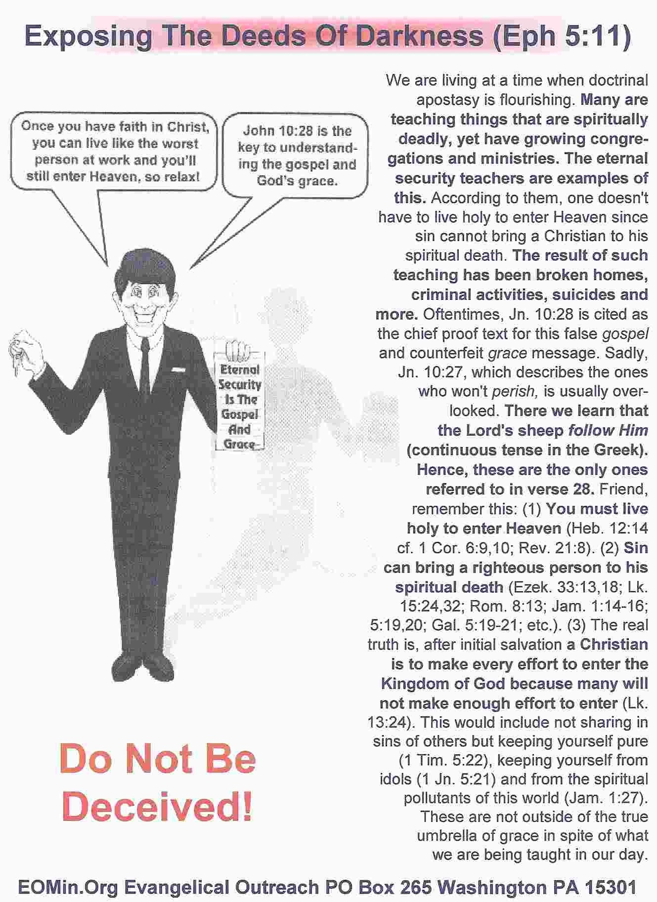 Free Gospel Tracts And Christian Evangelism Printable Bible Tracts - Free Printable Tracts For Evangelism