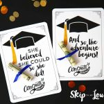 Free Graduation Cards With Positive Quotes And Cash!   Free Printable Graduation Cards 2018