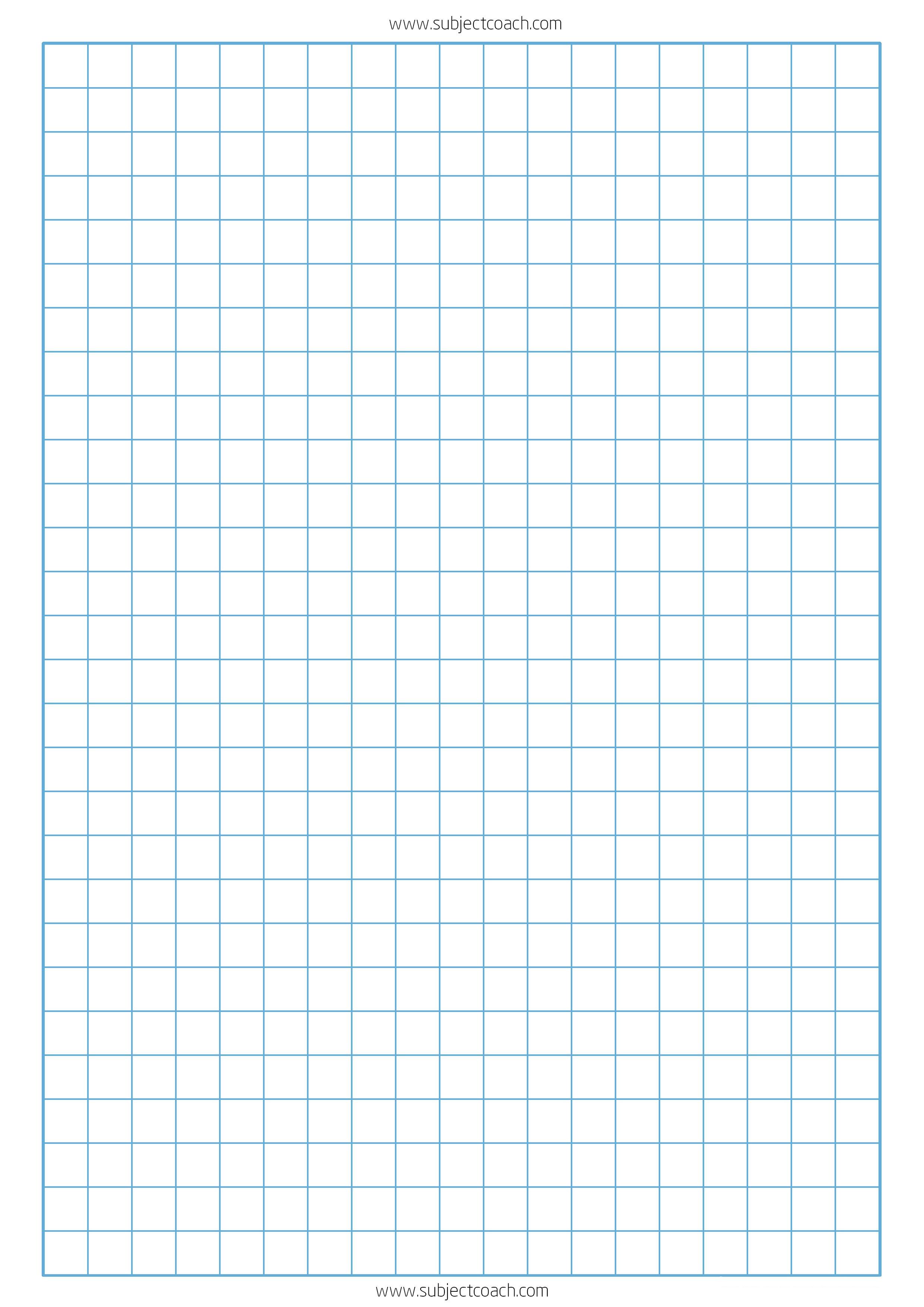 Free Grid Paper Printable | Room Surf - Free Printable Column Paper
