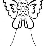 Free Guardian Angel Coloring Pages, Download Free Clip Art, Free   Free Printable Angels
