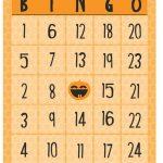 Free Halloween Printables   Bingo   Free Printable Halloween Bingo Cards