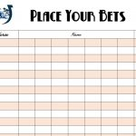 Free Kentucky Derby Printables | The Well Dressed Table   Free Kentucky Derby Printables