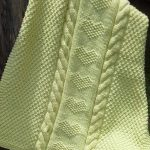 Free Knitting Pattern For Love Is A Blanket   Marji Lafreniere's   Free Printable Knitting Patterns For Baby Blankets