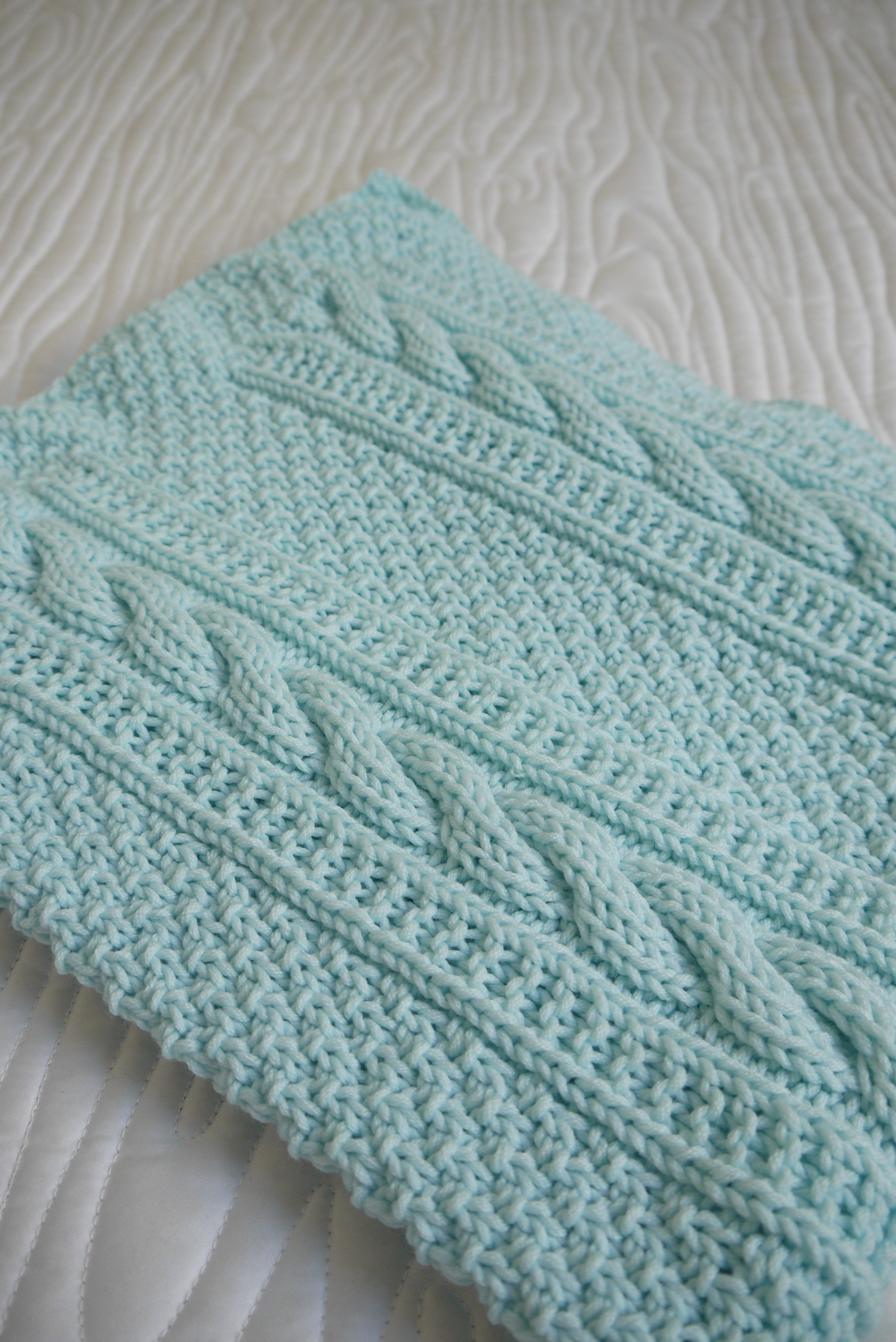 Free Knitting Patterns For Baby Blankets And Shawls My Printable - Free Printable Knitting Patterns For Baby Blankets