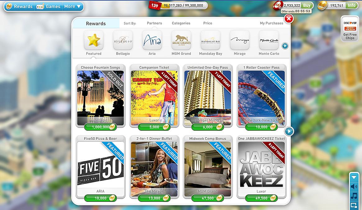 Free Las Vegas Printable Coupons & Discounts [Full Listing] - Free Las Vegas Buffet Coupons Printable