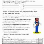 Free Life Skills Worksheets For Highschool Students And Free Life   Free Printable Life Skills Worksheets