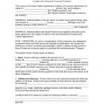 Free Michigan Lease To Own (Option To Purchase) Agreement   Pdf   Free Printable Michigan Residential Lease Agreement