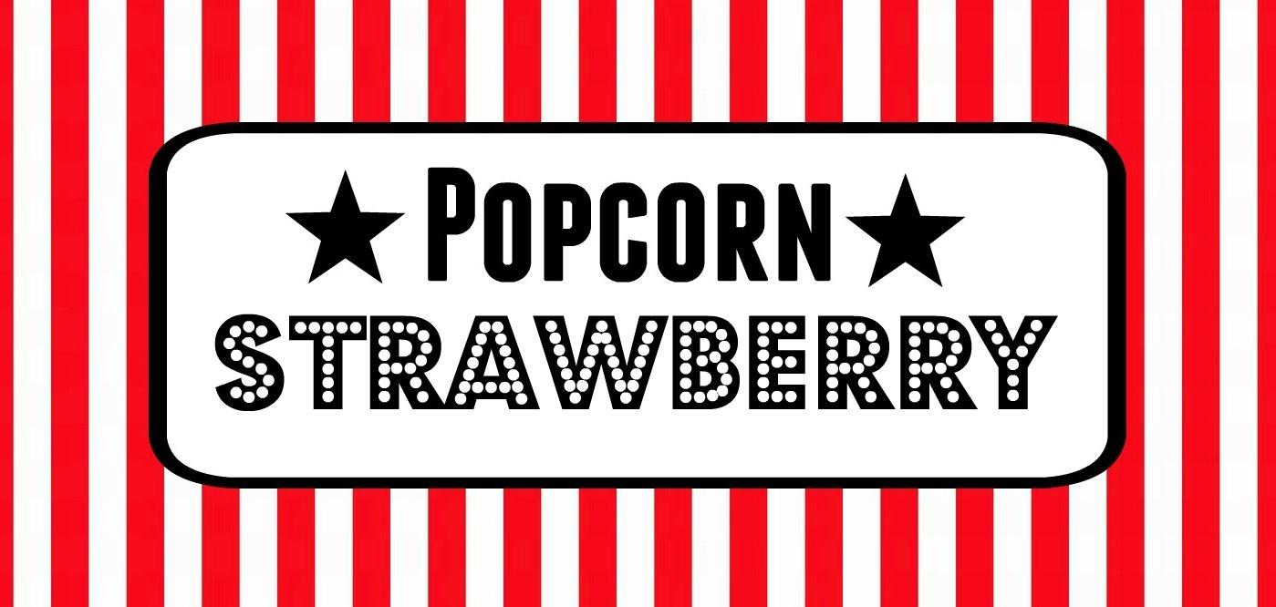 Free Movie Night / Popcorn Bar Printables - Popcorn Bar Sign Printable Free