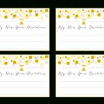 Free New Year's Party Printables | Catch My Party   Free Printable Happy New Year Cards