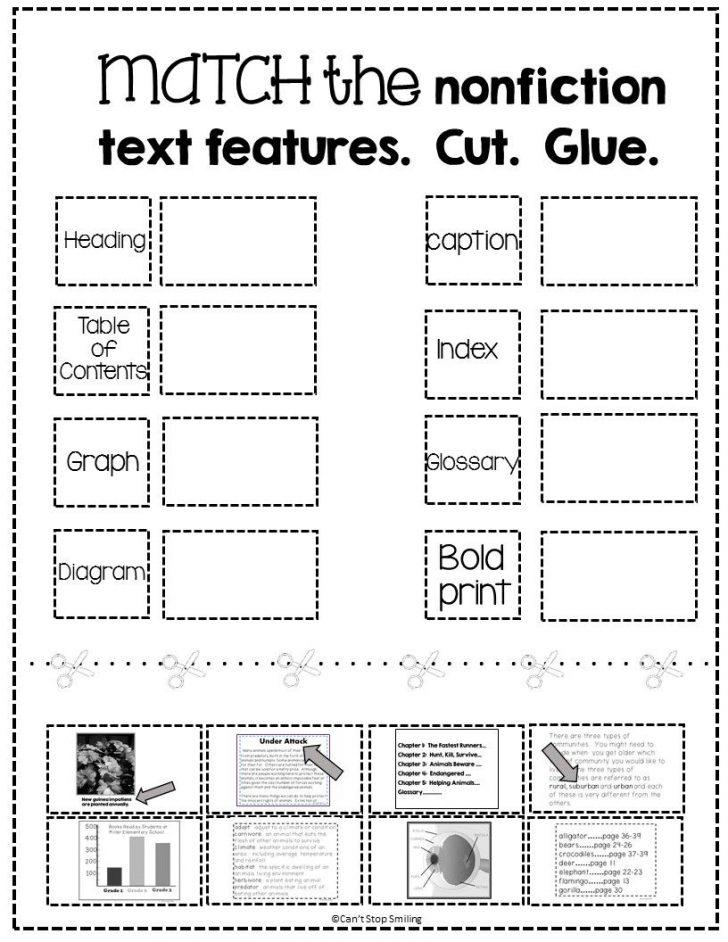 Free Printable Library Skills Worksheets