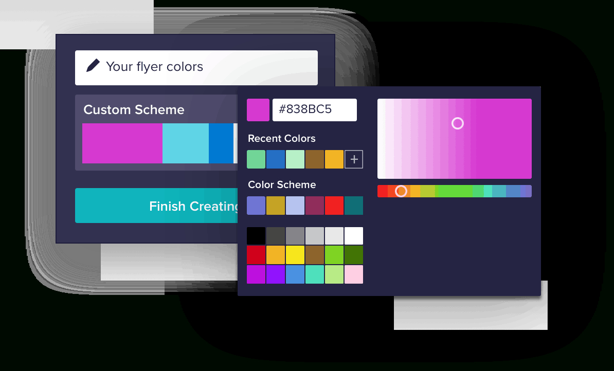 Free Online Flyer Maker | Piktochart - Business Flyer Templates Free Printable