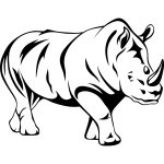 Free Outline Pictures Of Animals, Download Free Clip Art, Free Clip   Free Printable Arty Animal Outlines