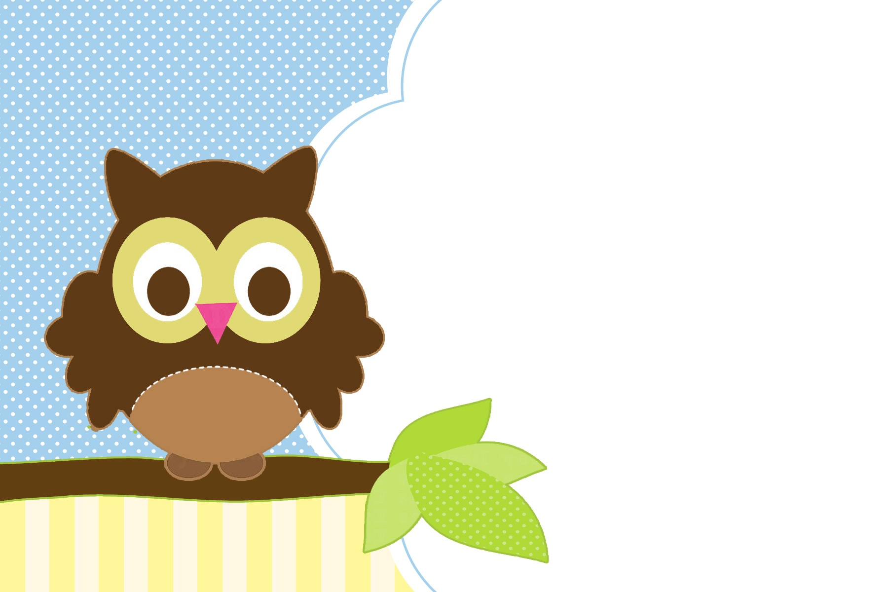 Free Owl Party Printables For Boy Parties - One Charming Day - Free Owl Printables