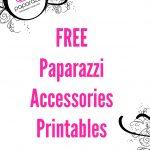Free Paparazzi Accessories Printables | Paparazzi Accessories   Free Printable Live Sale Numbers
