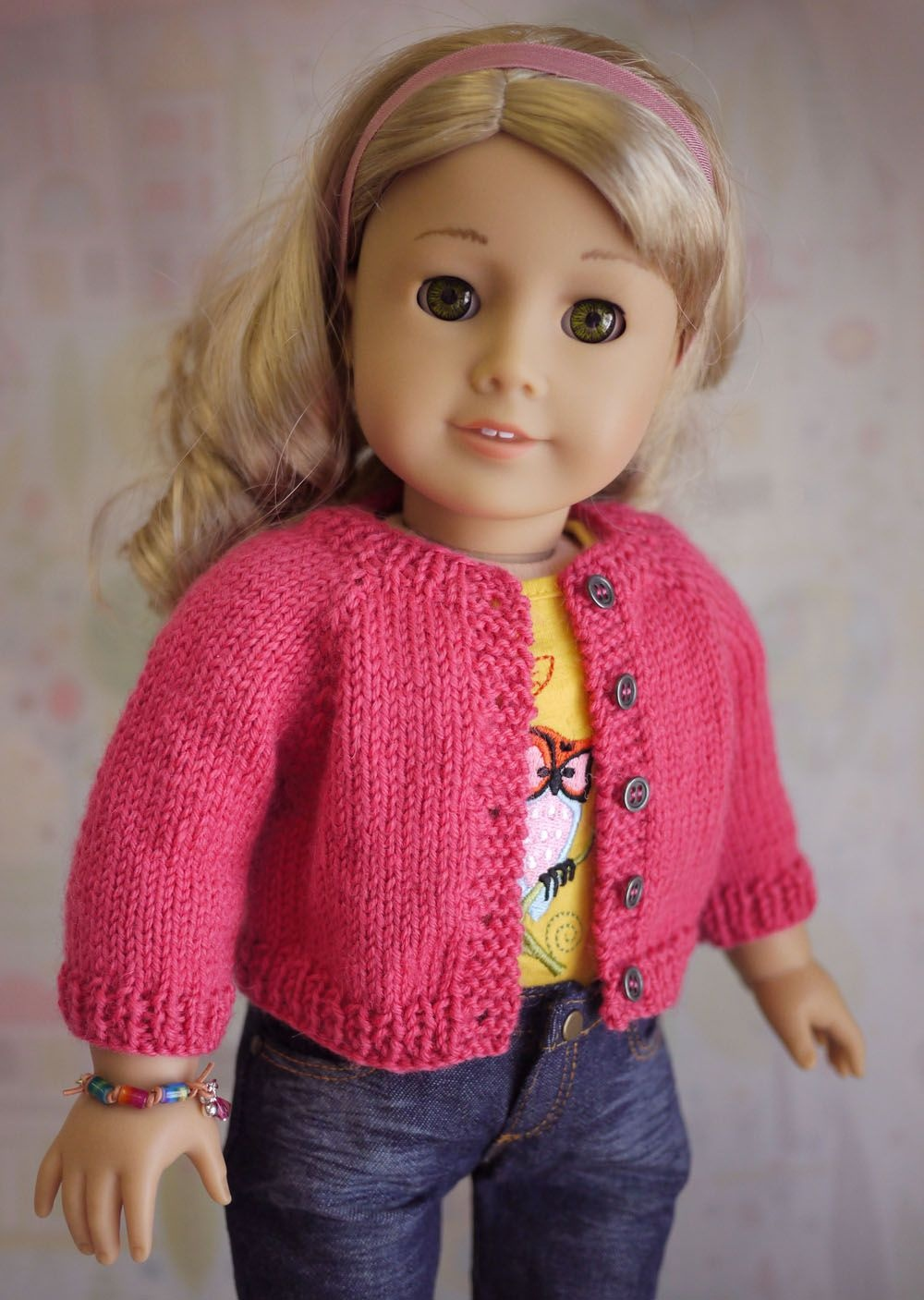 Free Patterns | Crafts: Dolls | Doll Clothes Patterns, Girl Doll - Free Printable Crochet Doll Clothes Patterns For 18 Inch Dolls