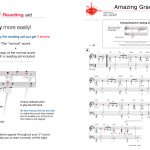 Free Piano Sheet Music Amazing Grace (Susan Boyle) | Noviscore Sheets   Free Printable Gospel Sheet Music For Piano