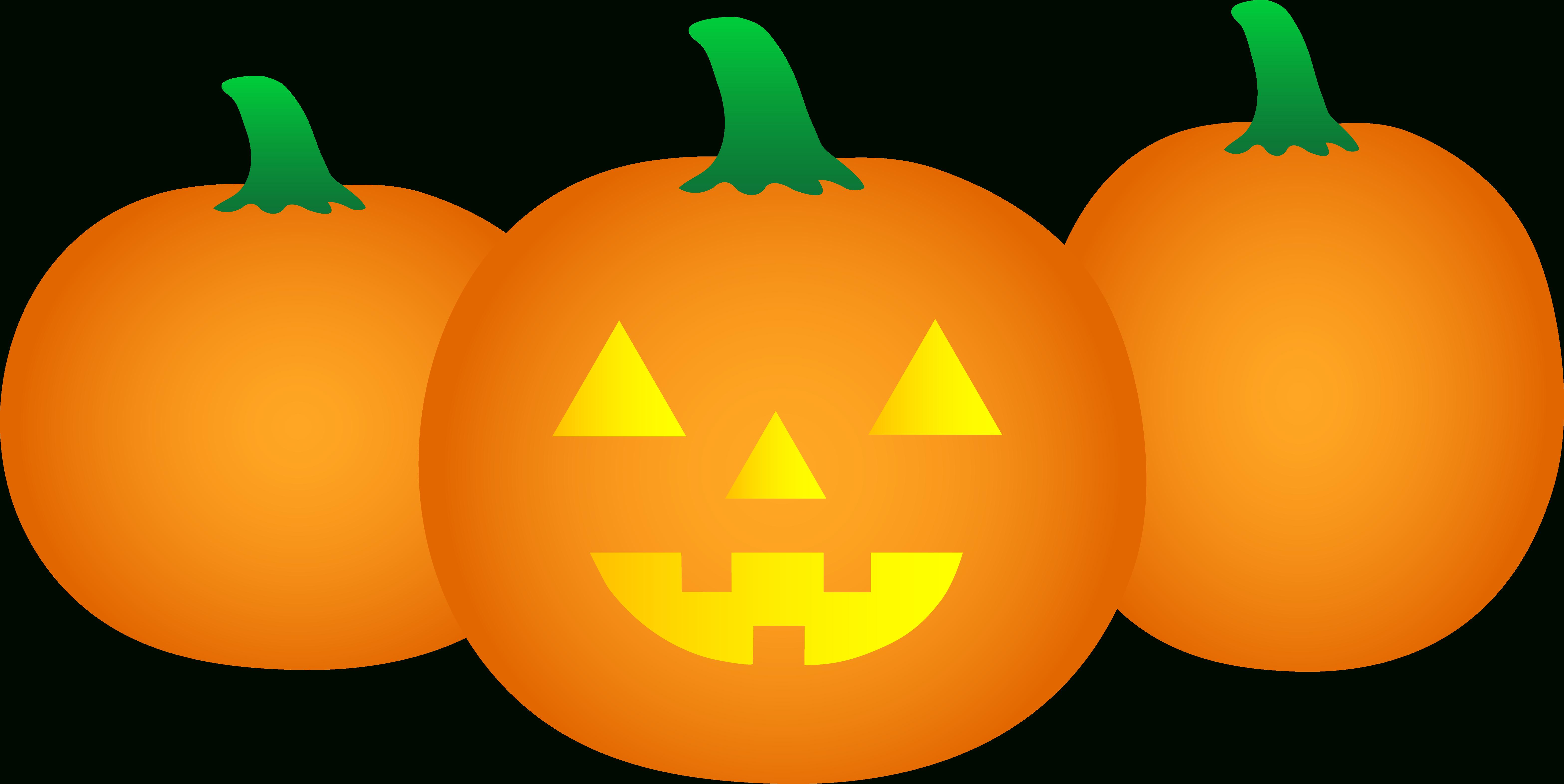 Free Pictures Of Halloween Pumkins, Download Free Clip Art, Free - Free Halloween Pumpkin Printables