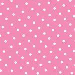 Free Pink Polka Dot Printable Page Or Digital Background. | Dsn   Free Printable Pink Polka Dot Paper