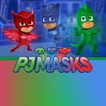 Free Pj Masks Birthday Party Printable Files Invitations | Kids   Free Printable Pj Masks Invitations