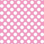 Free Polka Dot Background In Any Color | Instant Download   Free Printable Pink Polka Dot Paper