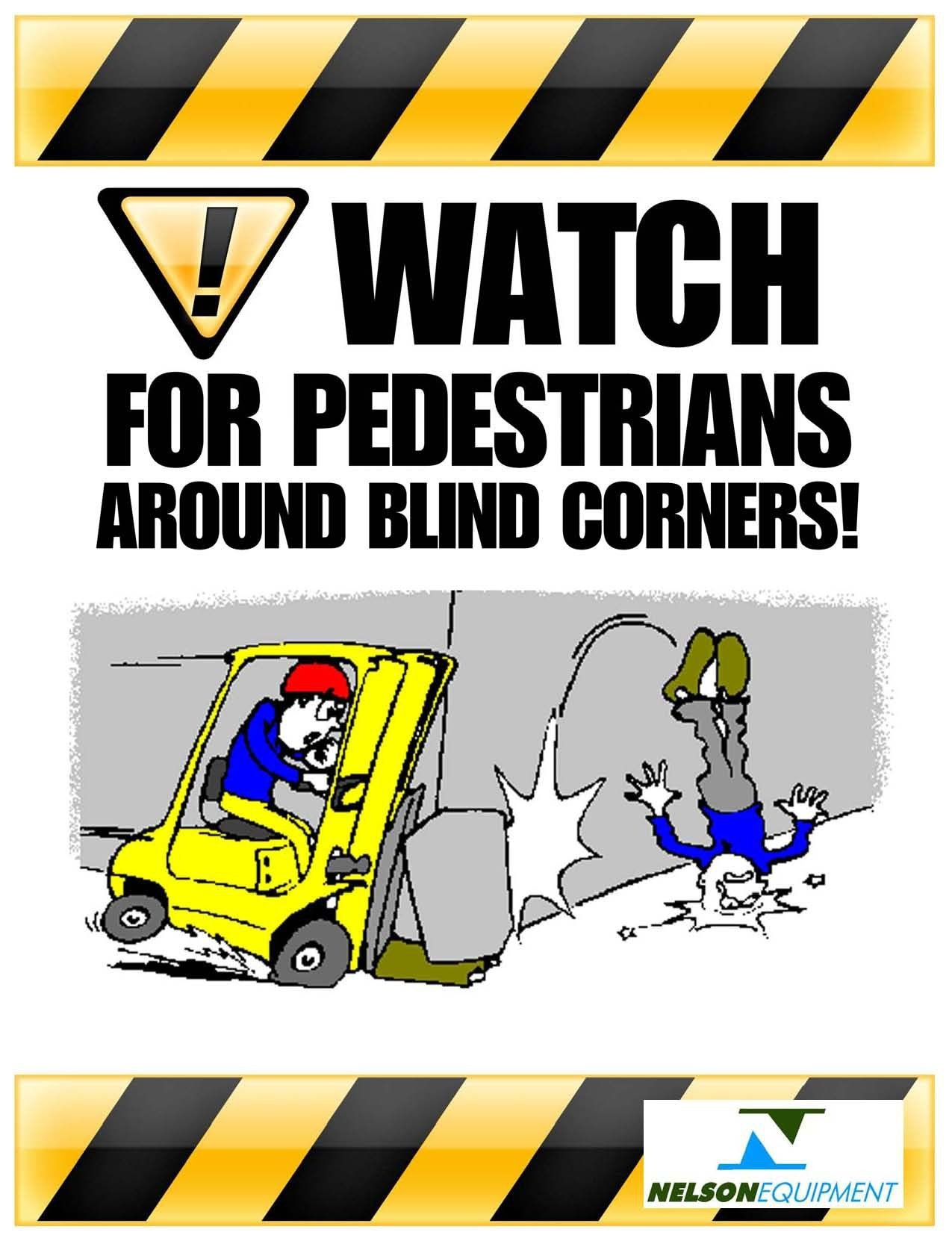 Free Print Safety Posters |  Print An 8 1 2 X 11 Safety Poster - Free Printable Osha Safety Posters
