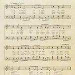 "Free Printable ""Aged"" Music Sheets | Celebrating Holidays   Free Printable Sheet Music"