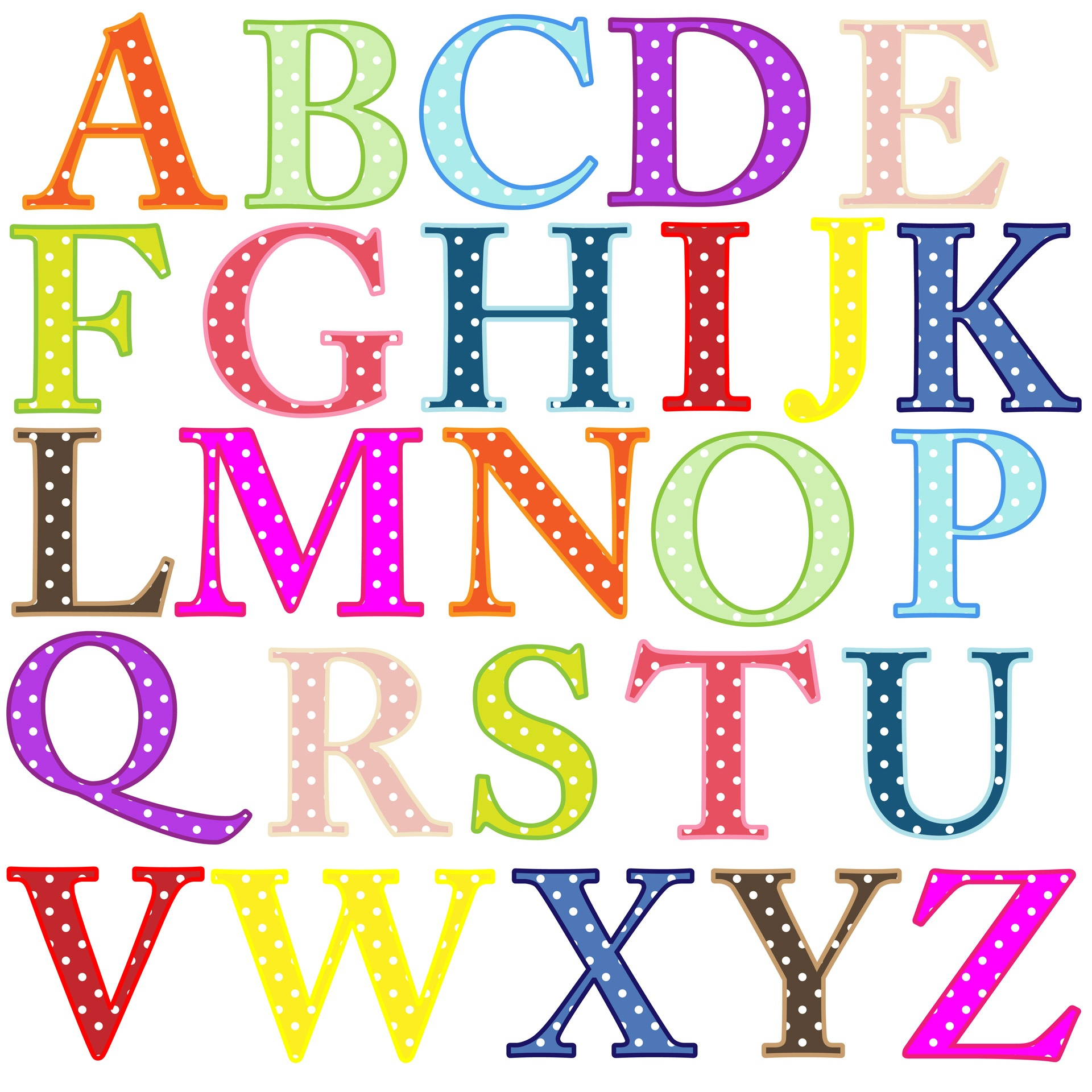 Free Printable Alphabet Cliparts, Download Free Clip Art, Free Clip - Free Printable Photo Letter Art