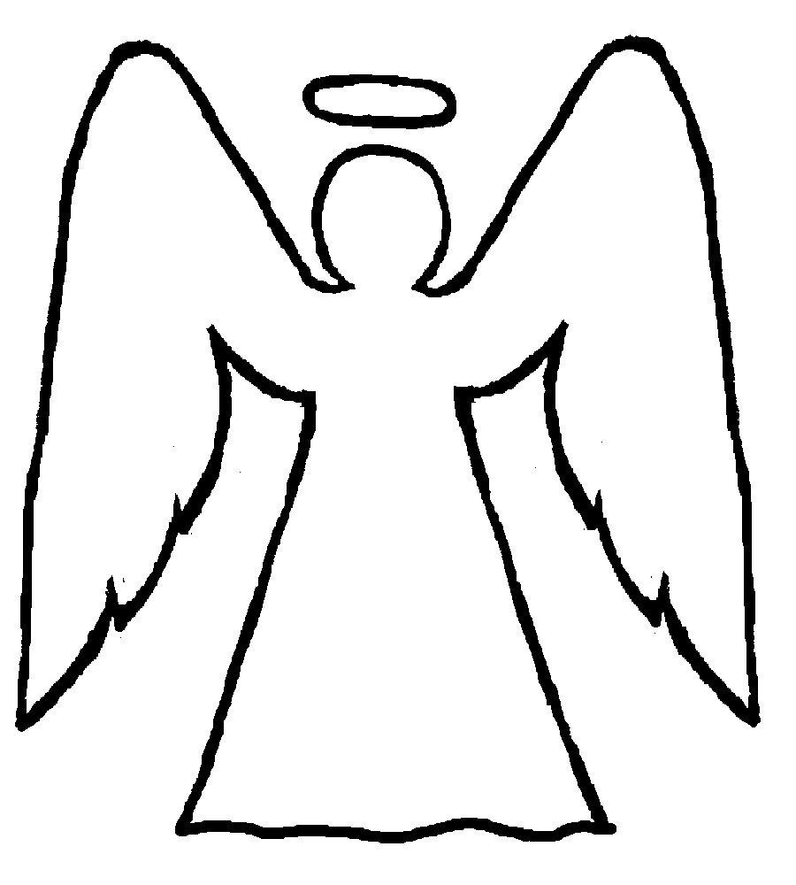 Free Printable Angel Wings, Download Free Clip Art, Free Clip Art On - Angel Wings Template Printable Free