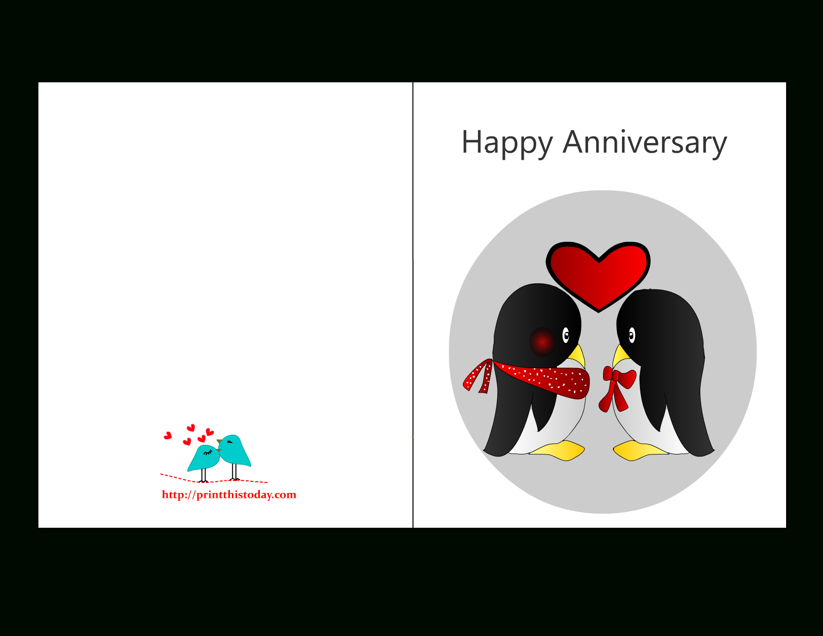 Free Printable Anniversary Cards For Him - Printable Cards - Printable Cards Free Anniversary