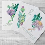Free Printable Art For Spring: Watercolor Flowers For Diy Wall Decor   Free Watercolor Printables