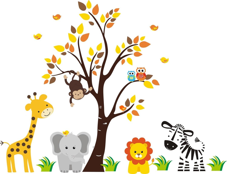 Free Printable Baby Jungle Animal Clipart 8 » Clipart Portal - Free Printable Baby Jungle Animal Clipart