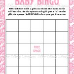 Free Printable Baby Shower Bingo Cards For 30 People (86+ Images In   Free Printable Baby Shower Bingo For 50 People