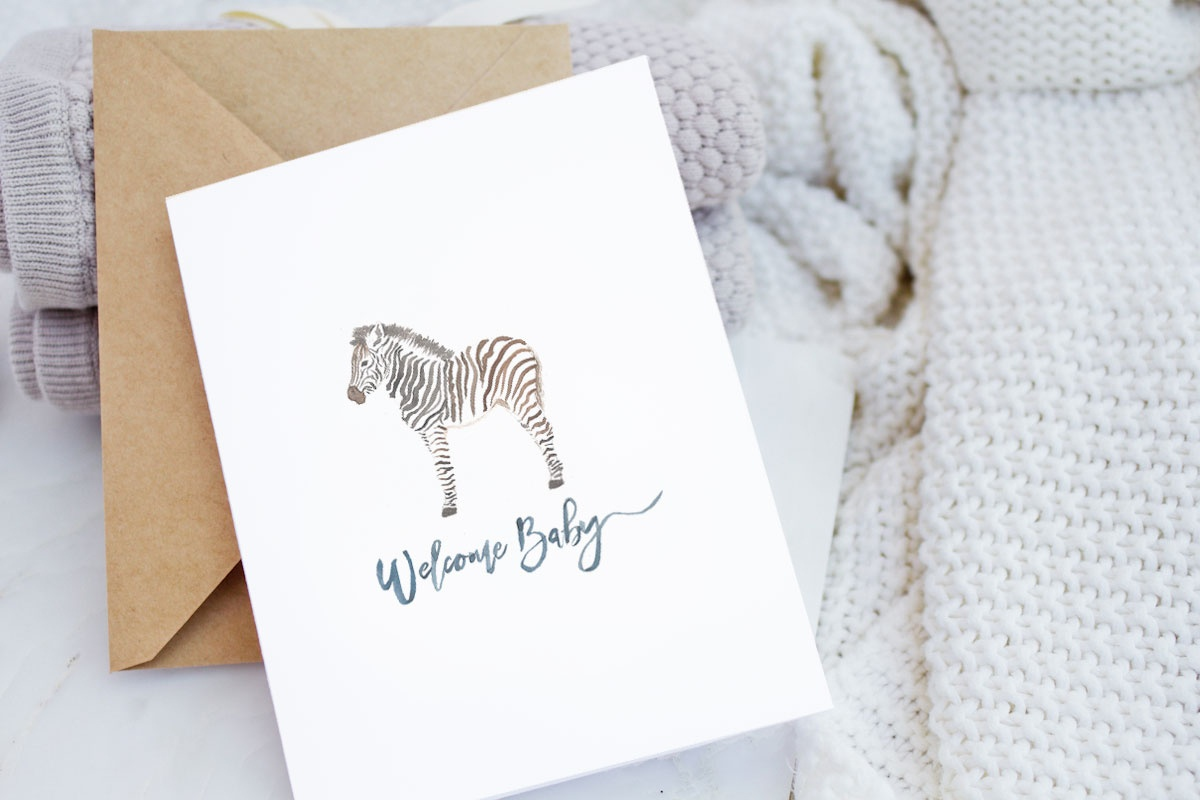 Free Printable Baby Shower Card For Momma-To-Be - Design. Create - Free Printable Baby Cards