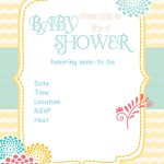 Free Printable Baby Shower Invitations   Baby Shower Ideas   Themes   Free Printable Baby Sprinkle Invitations