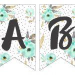 Free Printable Banner Letters   Tutlin.psstech.co   Free Printable Banner Letters Pdf
