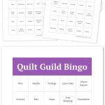 Free Printable Bingo Cards | Bingo Quilt Games | Free Bingo Cards   Free Printable Parts Of Speech Bingo