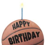Free Printable Birthday Card   Basketball | Greetings Island   Sports Birthday Cards Free Printable