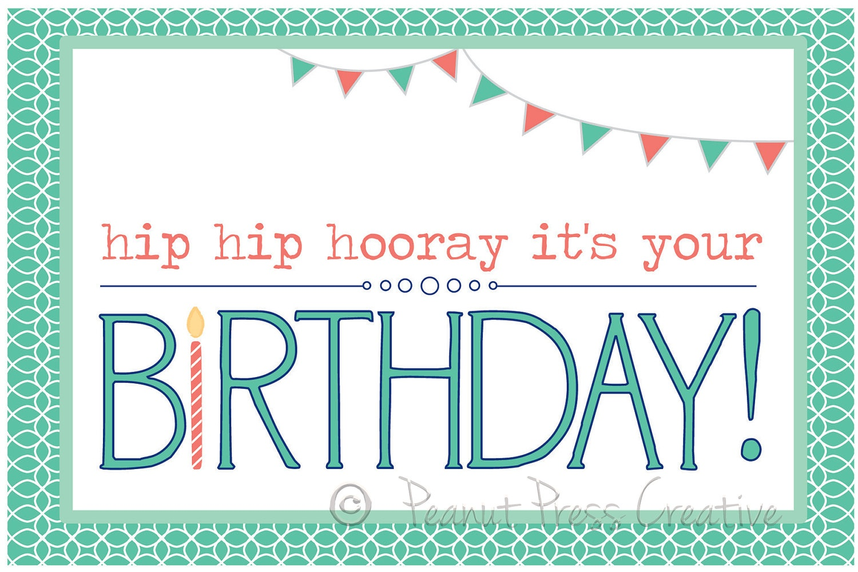Free Printable Birthday Card Maker - Tutlin.psstech.co - Free Printable Cards Online
