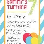 Free Printable Birthday Invitation Templates   Free Printable Invitation Templates