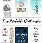 Free Printable Bookmarks | Crafty | Free Printable Bookmarks, Diy   Free Printable Images
