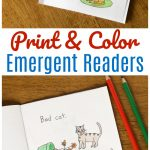 Free Printable Books For Beginning Readers   Level 1 (Easy)   Frugal   Free Printable Kindergarten Reading Books