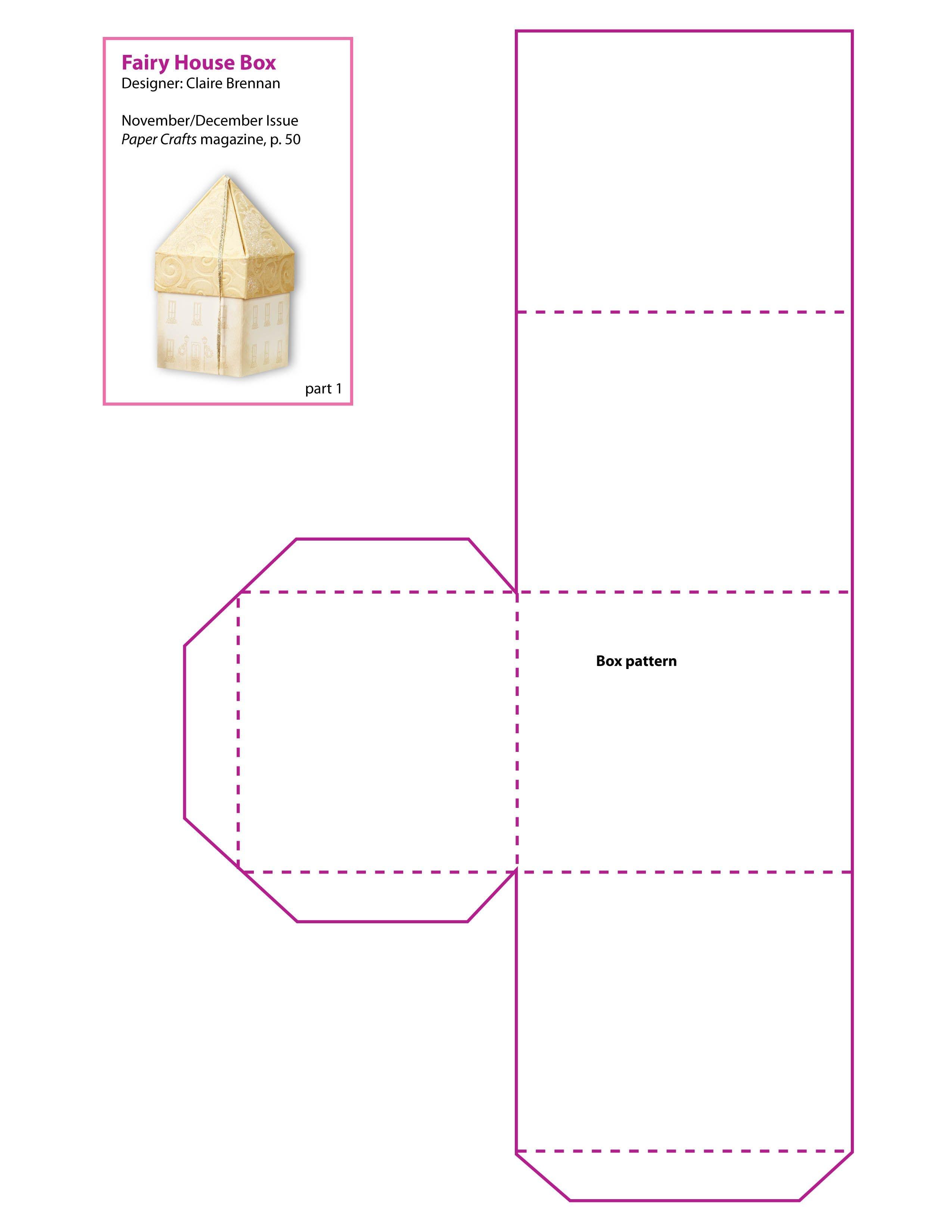 Free Printable Boxes Patterns | Free Printable Scrapbook Pages,print - Free Printable Box Patterns